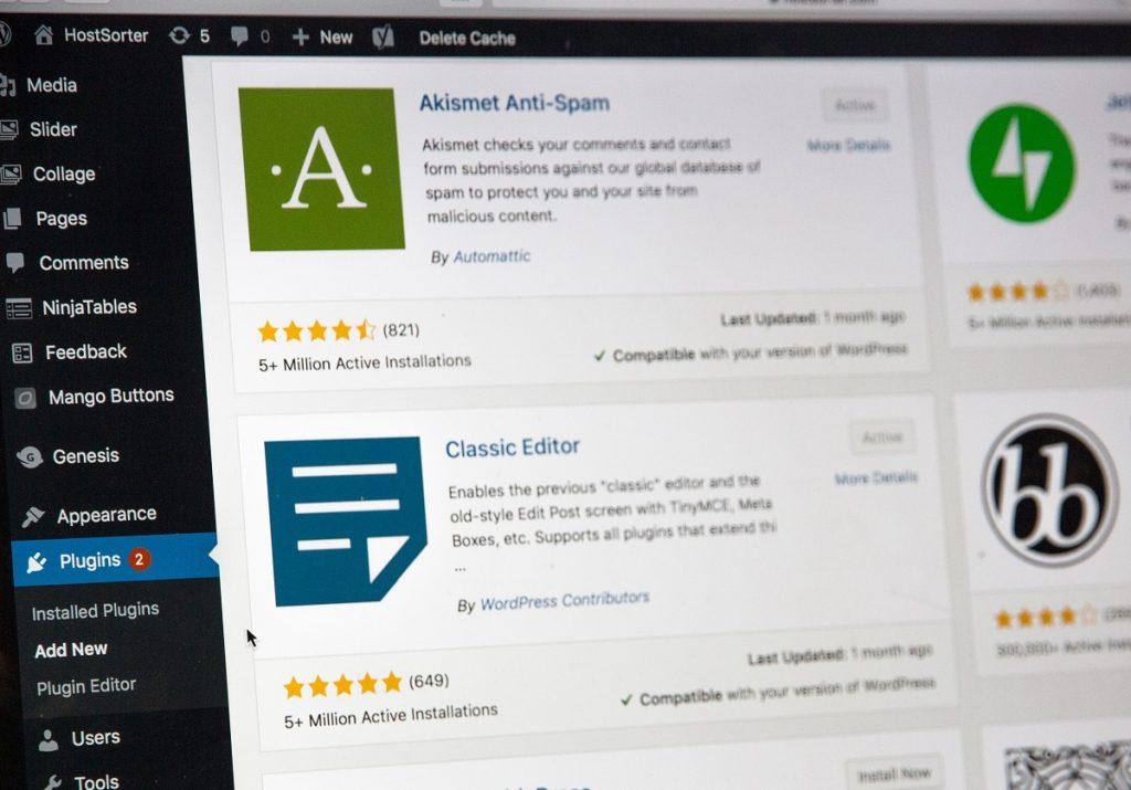 come creare un sito wordpress