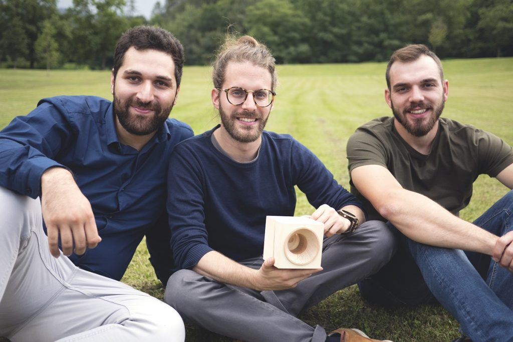 fondatori startup Vaia