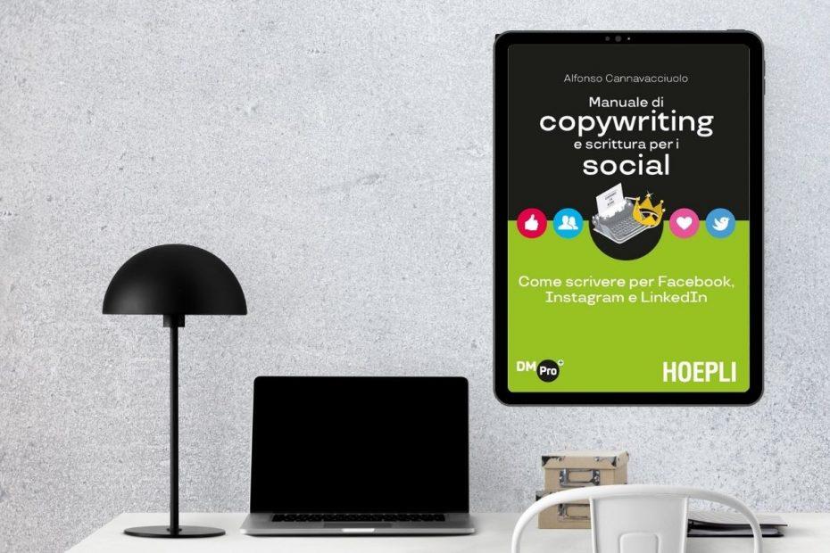 manuale di copywriting e scrittura per i social alfonso cannavacciuolo