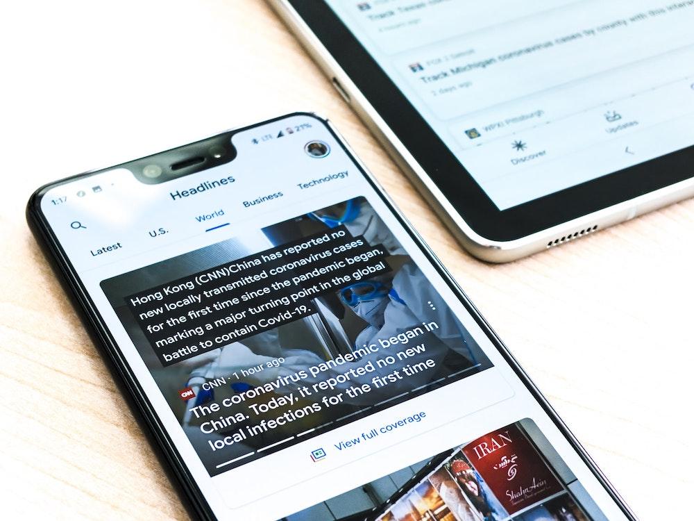 app di news