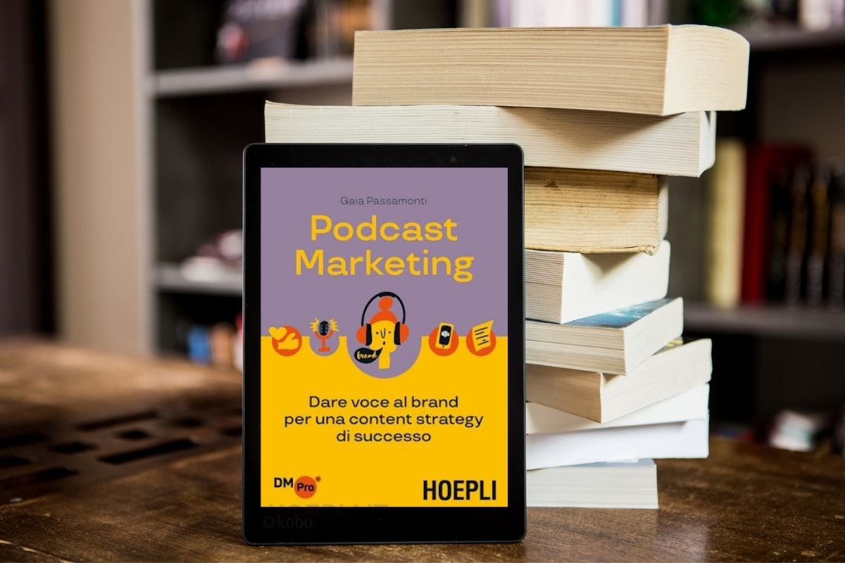 podcast marketing recensione